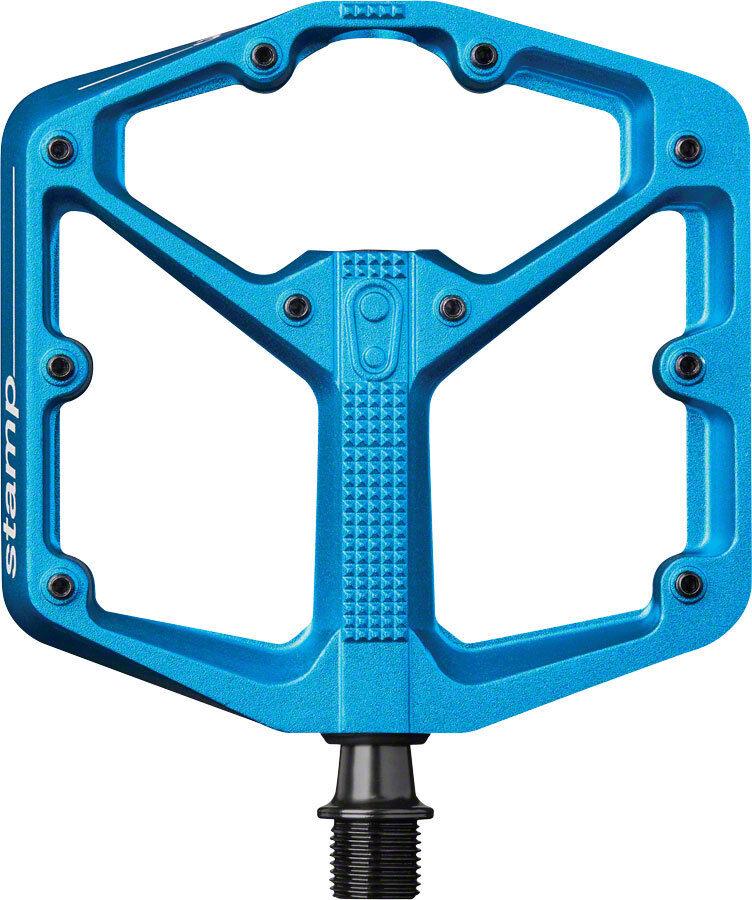 Crank Brojohers Sello 3 MTB Bici de Montaña Platform Pedales Azul Grande