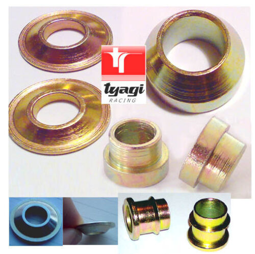 Misalignment Spacer Rod End Spacers Angle Reducer Rose Joint Top Hat Reducers