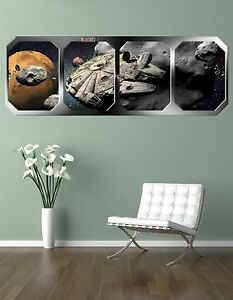 STAR-WARS-MILLENIUM-FALCON-ASTEROID-FIELD-GIANT-WINDOW-VIEW-PRINTED-POSTER