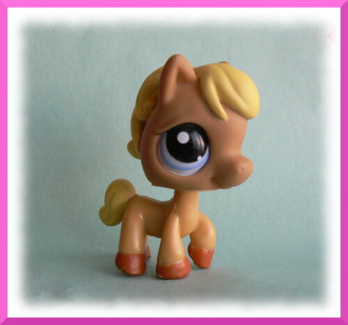 LITTLEST PETSHOP AUTHENTIC # 1081 HORSE CHEVAL PONEY - LPS
