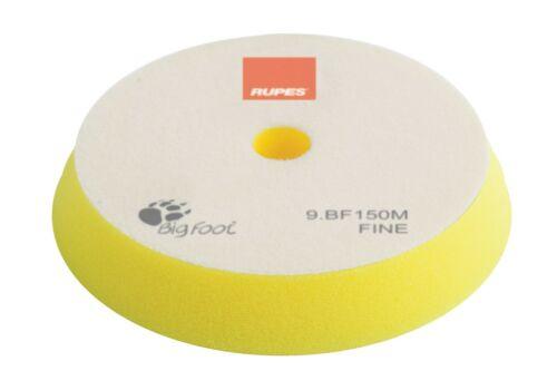 Rupes Bigfoot Keramik Amarillo Espuma 130x150mm solo Fina