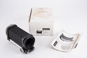 Novoflex-BAL-U-Close-Up-Macro-Focusing-Bellows-with-Instruction-and-Box-V77