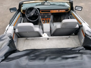89 classic Jaguar XJ s  Convertible, will take trades.