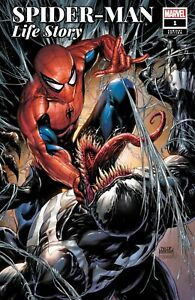 SPIDER-MAN-LIFE-STORY-1-TYLER-KIRKHAM-VARIANT-COVER-A-NM-MARCH-2019-IN-STOCK