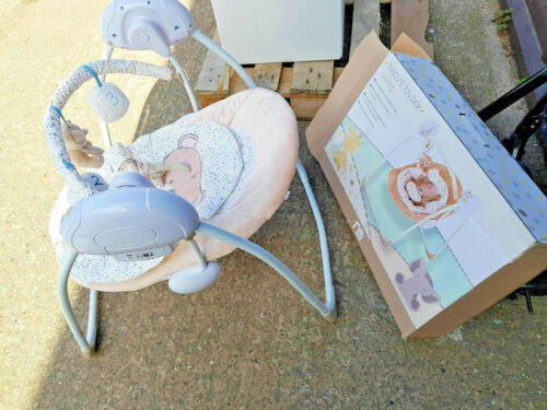 Mothercare  Teddys Toy Box Swing