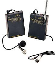 Pro WLM XLR M wireless lavalier mic for Sony XDCAM PMW 100 200 EX1R EX3 F3K F3