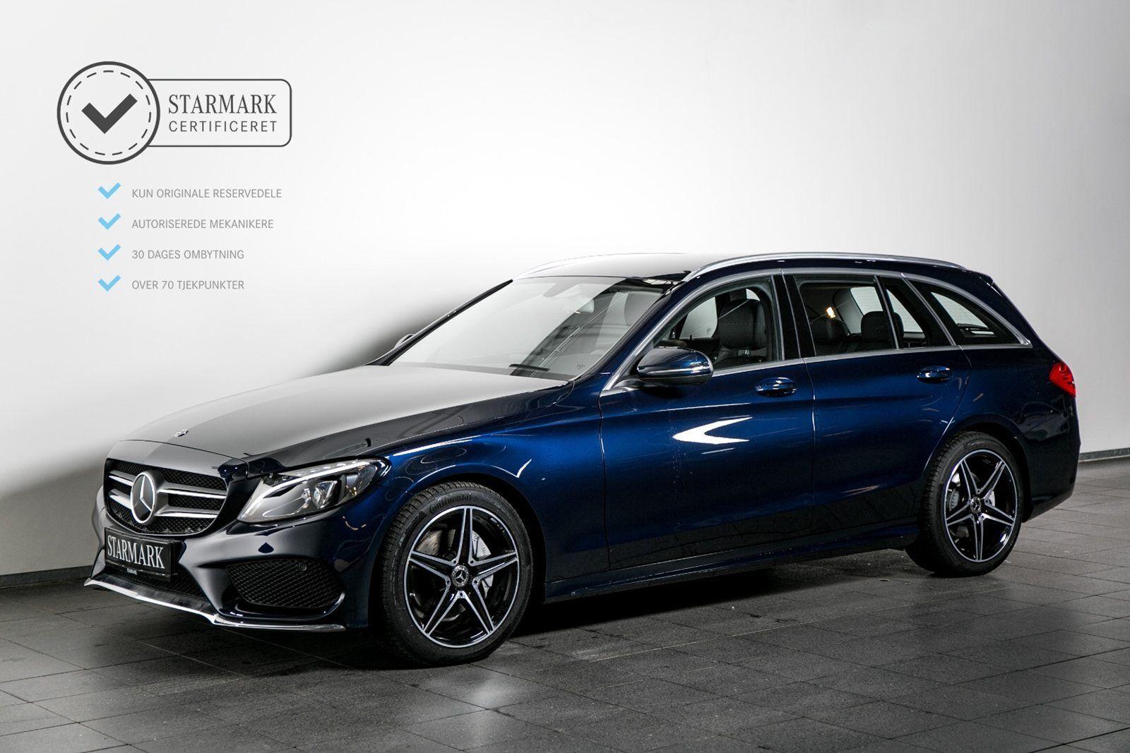 Mercedes C200 2,0 Edition C stc. aut. 5d - 449.900 kr.