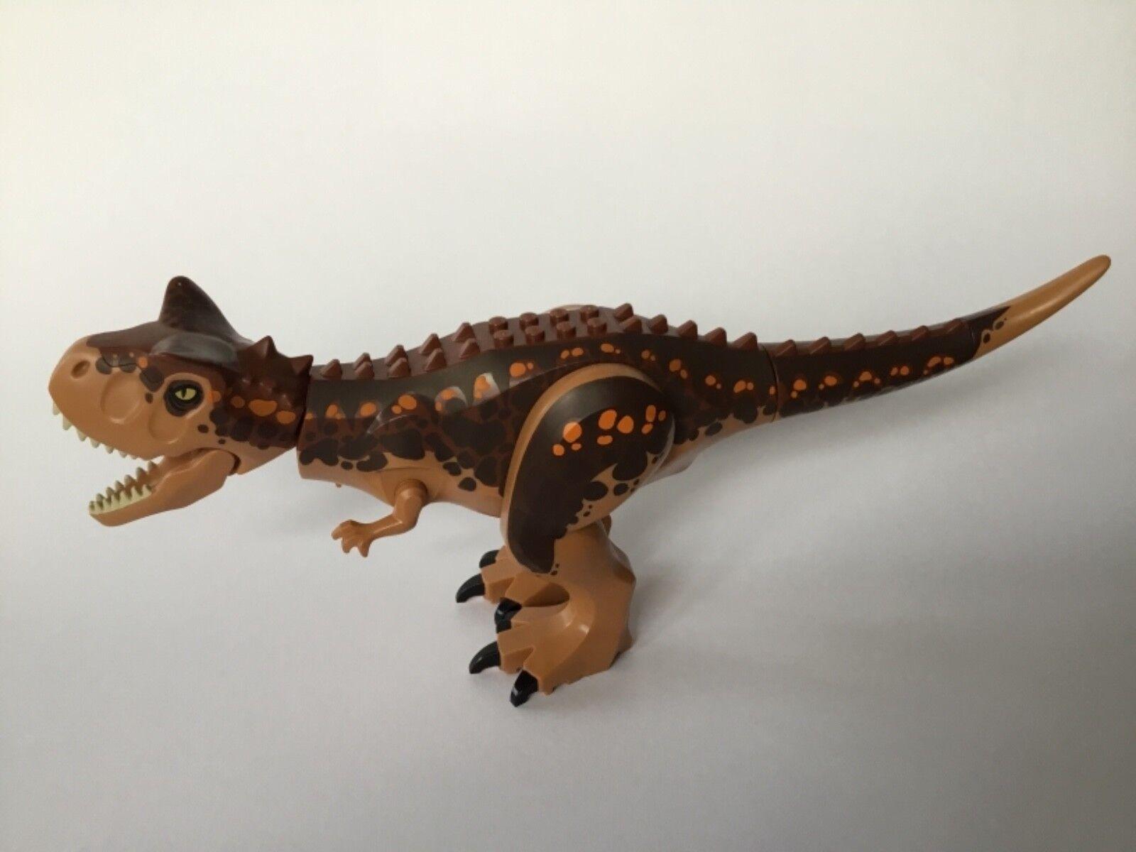 Lego Carnotaurus Dinosaurier aus 75929 NEU Jurassic World