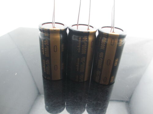 JAPAN 1PCS Nichicon MUSE KW 10000uF 50V 10000mfd audio Capacitor caps news