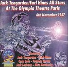 At the Olympia Theatre, Paris, France - Nov. 6, 1957 by Earl Hines Dixieland All-Stars/Jack Teagarden (CD, Sep-2004, Sounds of Yesteryear)