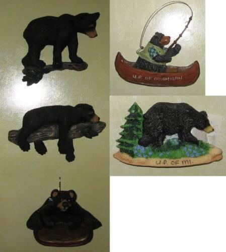 price each U.P Mags Assort Designs BLACK BEAR MAGNET