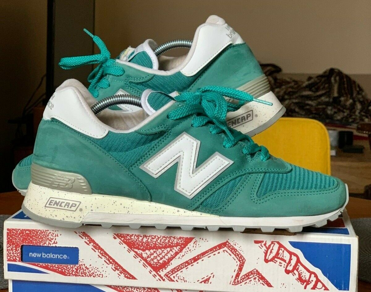 M1300NW parques verde Azulado New Balance blancoo EE. UU. National 9 muy cerca DS ARC Kith Concepts