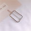 Women-Girls-Silver-Hair-Clips-Metal-Hair-Clip-Barrette-Slide-Grips-Hairpin-Clamp thumbnail 41