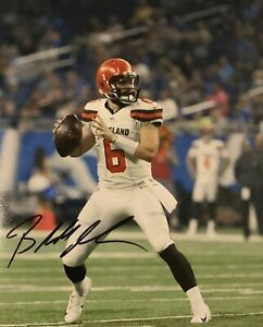 1ddfeabc Details about Baker Mayfield 8x10 Signed Autograph Cleveland BROWNS  Oklahoma Sooners REPRINT