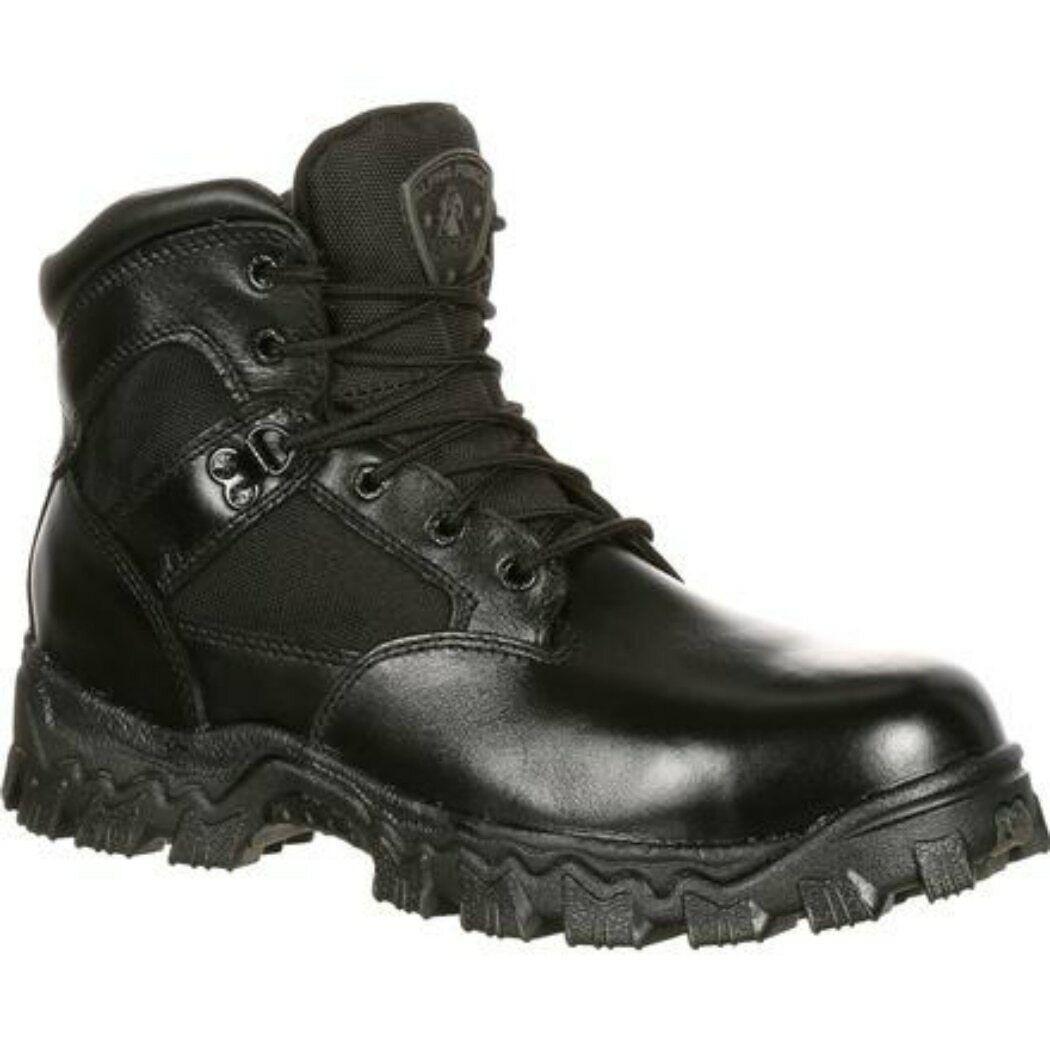 Rocky R2167 Mens Alphaforce Waterproof Duty Boot FAST FREE USA SHIPPING