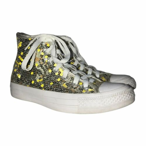 Converse All Star Chuck Taylor Sequin Sneakers