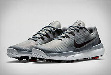 NEW 2015 Mens Nike TW Tiger Woods Golf Shoes Silver 704885-002 Size 9
