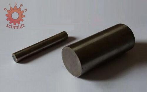 Rundeisen ronds Rundmaterial st52 h9 ø25 mm Longueurs librement au choix 0065