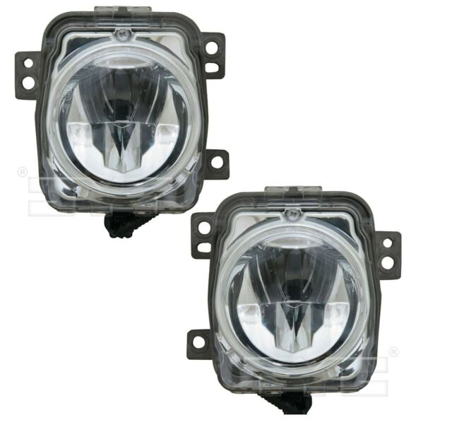 FITS ACURA TLX 2015-2018 FOG LIGHTS DRIVING LAMPS BUMPER W