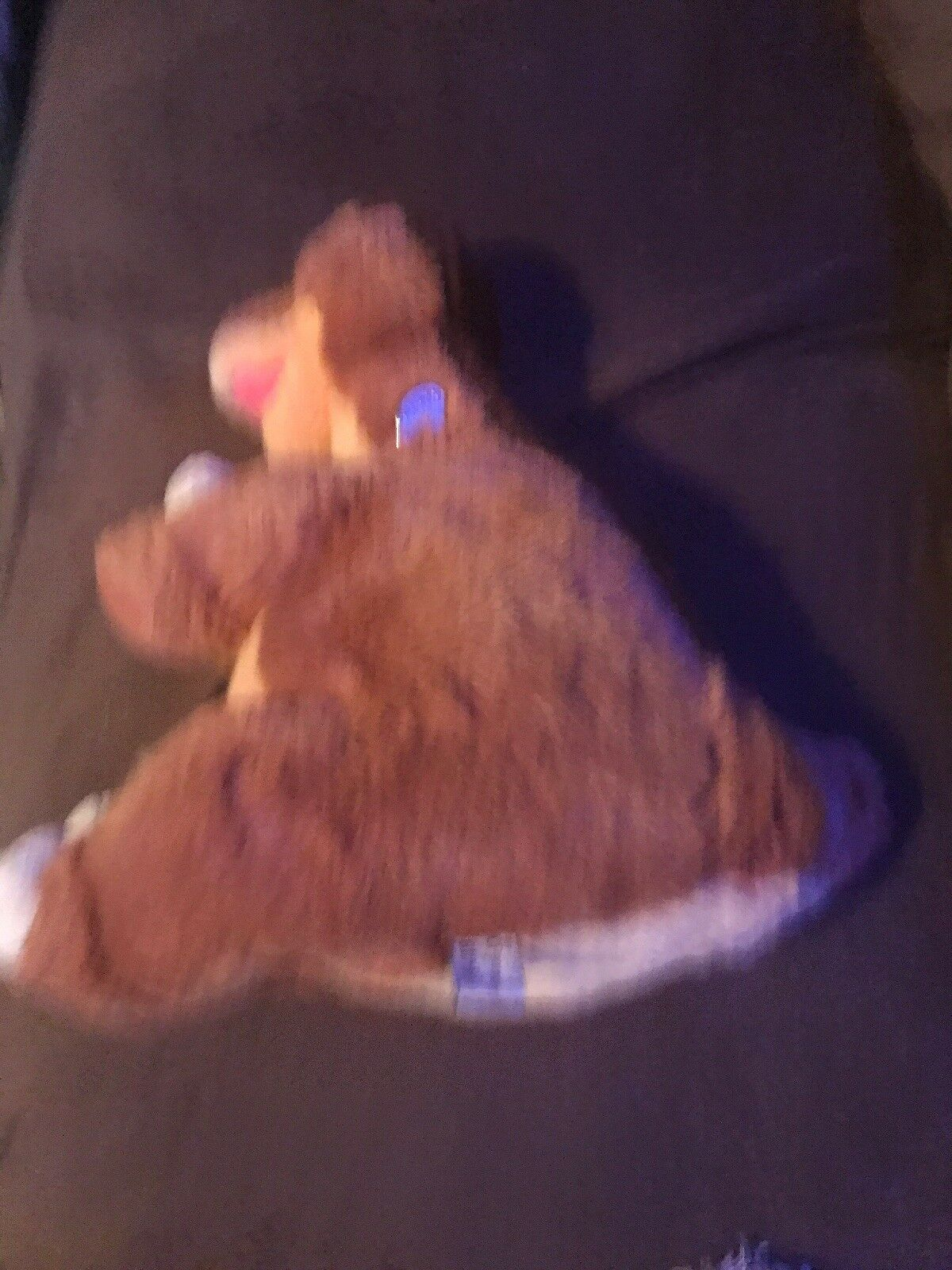 1988 Gund Littlefoot Land Land Land Before Time Dinosaur Stuffed Animal Plush VINTAGE RARE 6886fa