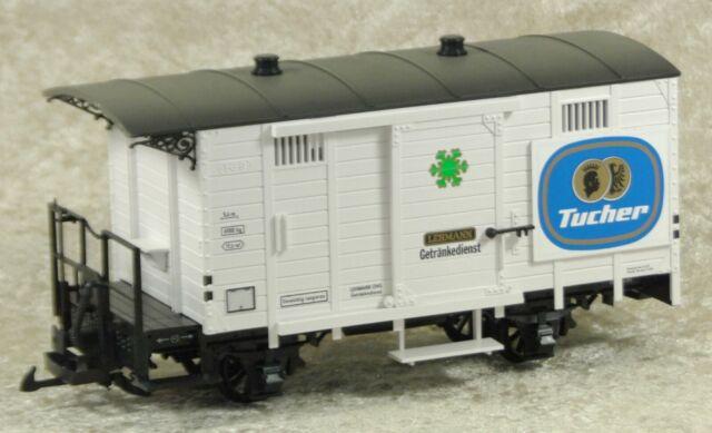 LGB Ersatzteil 2 Werbeschilder für Wagen 4031 Tucher Pils
