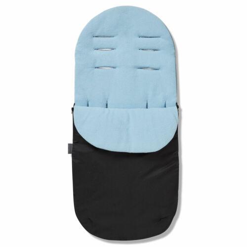 Manchon de Pieds//Cosy Toes compatible avec Cosatto partis-bleu clair