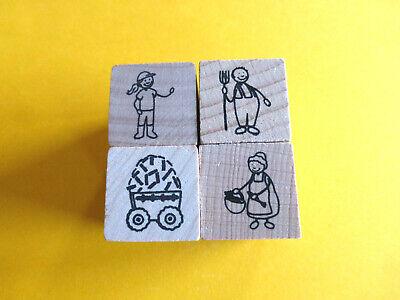 Motivstempel  To Herzen   ca:20x20mm Kartengestaltung Basteln