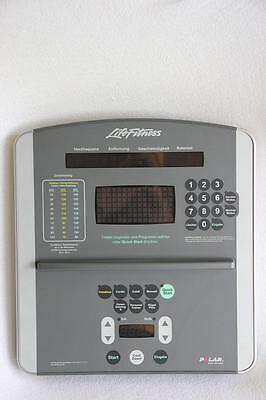 """Durchblutung Aktivieren Und Sehnen Und Knochen StäRken steuerungselement console Life Fitness 95 Xi Crosstrainer Display """"led"""""""