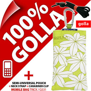 New-Golla-Green-Phone-Case-Cover-Pouch-Bag-for-fits-Nokia-102-106-108-220-225