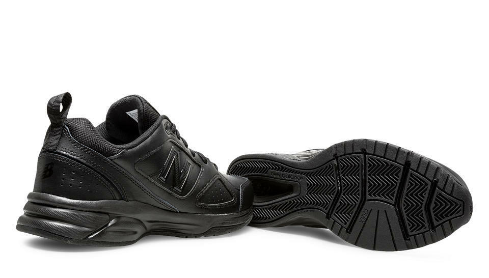 Brand New     New Balance MX624 Mens X-Trainer scarpe (4E) (nero)