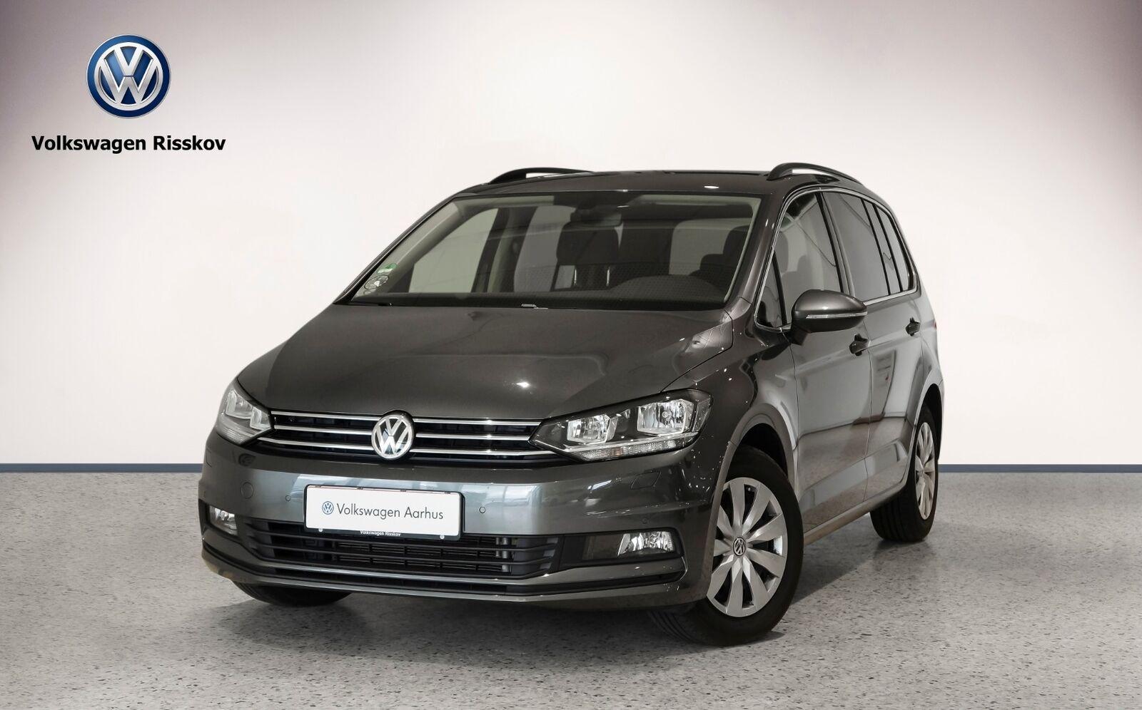 VW Touran 1,5 TSi 150 Comfortline DSG 7prs 5d - 329.500 kr.