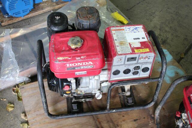 Honda Eg 3500 Generator For Sale Online Ebay