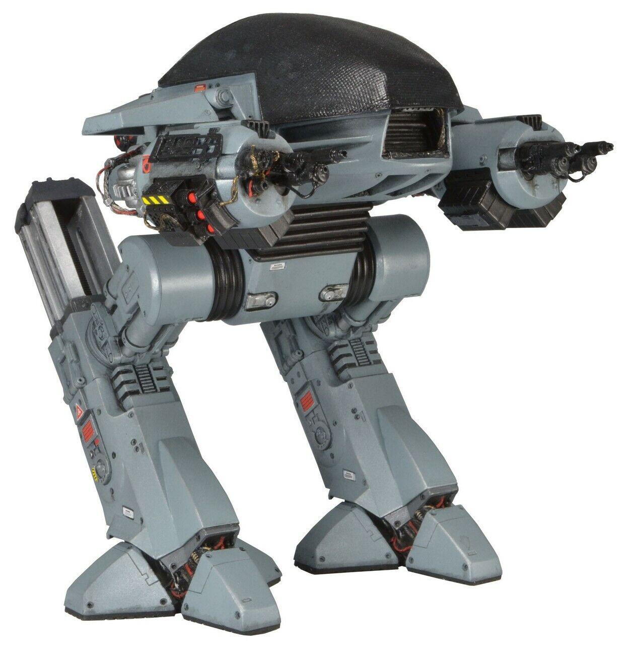 NECA Robocop ED-209 Deluxe en caja Figura de acción con sonido-PEDIDO PREVIO