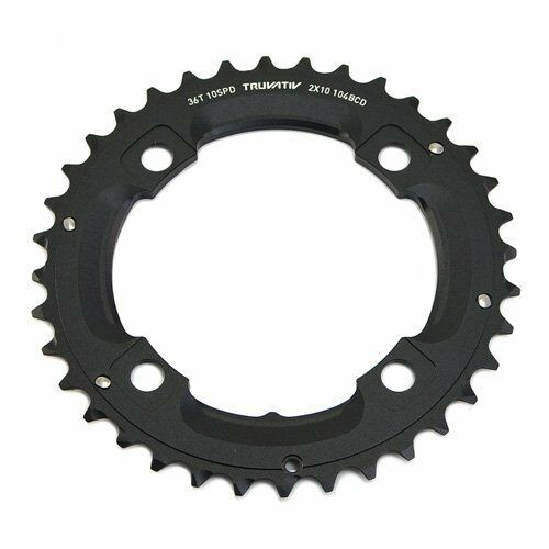 SRAMTruvativ MTB X0, X9, velocità 2x10 36 T CHAINRING BCD 104 mm, NO PIN