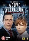 Above Suspicion - Series 1-4 - Complete (DVD, 2013, 4-Disc Set, Box Set)