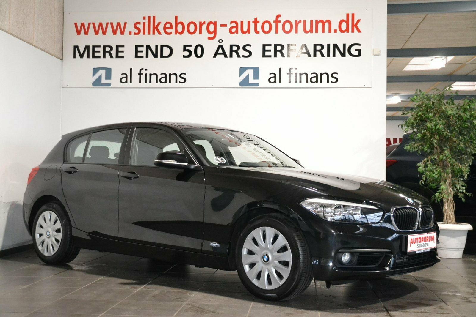 BMW 120d 2,0  5d