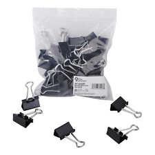 Medium Binder Paper Clips 96 Ct Plastic Clip Steel Metal Wire
