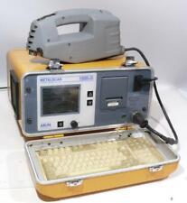 Arun Metalscan 1650 R Portable Metals Analyser Analyzer