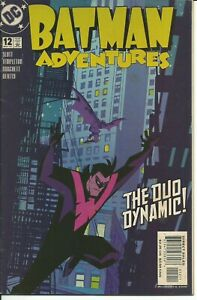 Batman Adventures N° 12 ( 2° Serie ) - Dc 2004 ( Comics Usa ) Grand Assortiment