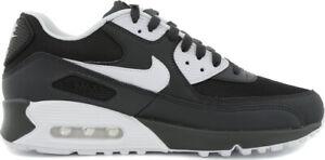 Nike Air Max 90 Essential Black White 537384 089 Top Deals