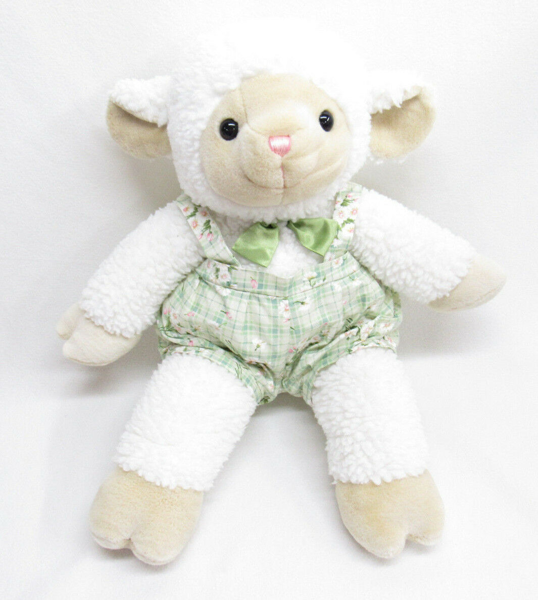 VTG JC PENNEY LAMB PLUSH LARGE 25
