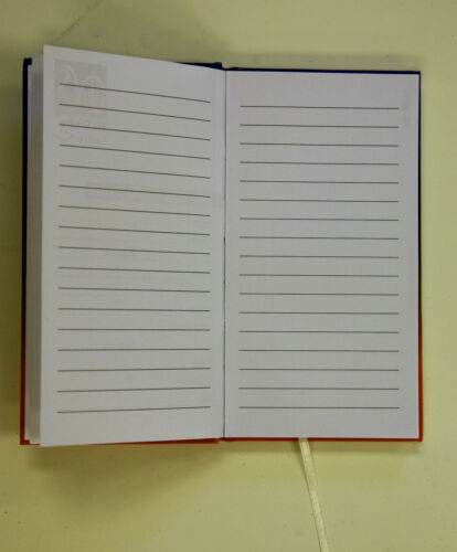 100 Sheets-JMSNB01 JMS Pocket Size Premium Hardback Notebook Ruled Lined