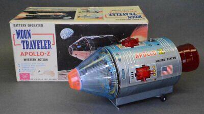 Antenna for Apollo Z Moon Traveler