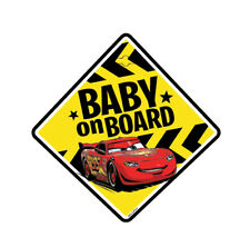 Mama im Einsatz ✔ Schild mit Saugnapf ✔ KFZ Auto Saugnapfschild ✔ Baby on Board