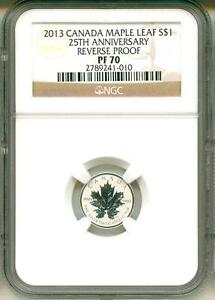 2013-S-1-Canada-Silver-Maple-Leaf-Reverse-Proof-25th-Anniversary-NGC-PF70