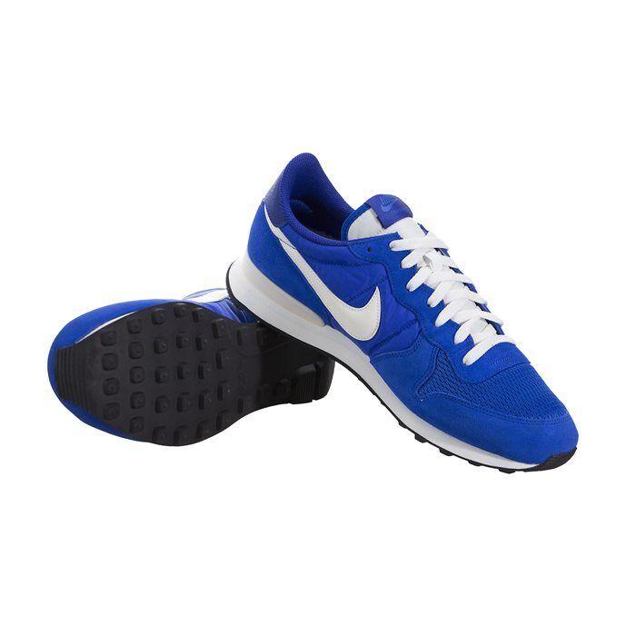Men Racer Nike Internationalist Grey/White or Racer Men Sail Blue Sneaker [828041] d9dba9
