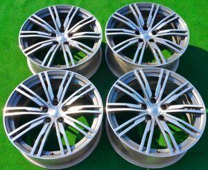 Factory Karma Revero Wheels 22 inch Genuine Original OEM Authentic Set 4 Fisker