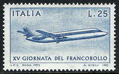 Sonderabschnitt Italien 1135 1973 Zu Den Ersten äHnlichen Produkten ZäHlen Postfrisch 15th Briefmarke Tag Caravelle