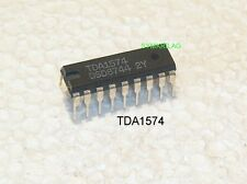 PHILIPS TDA1574 INTEGRATED FM TUNER FOR RADIO RECEIVERS 18DIP