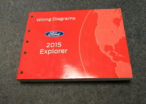 2015 Ford Explorer Electrical Wiring Diagrams Service Manual | eBay | 2015 Ford Explorer Wiring Diagram |  | eBay